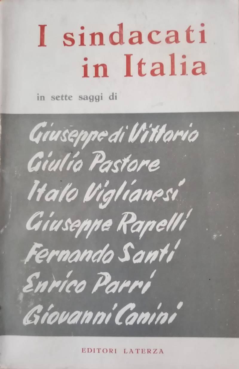 I sindacati in Italia