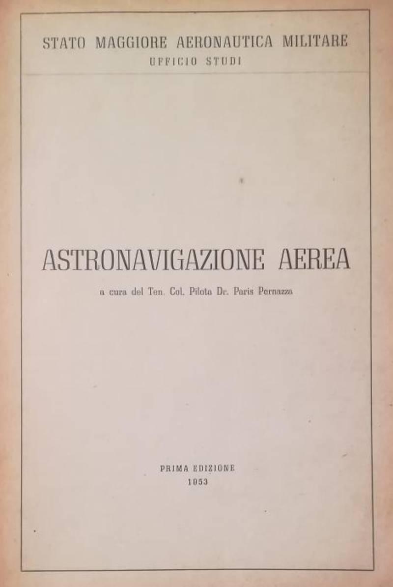ASTRONAVIGAZIONE AEREA