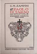 PAOLO DI TARSO. LE EPISTOLE
