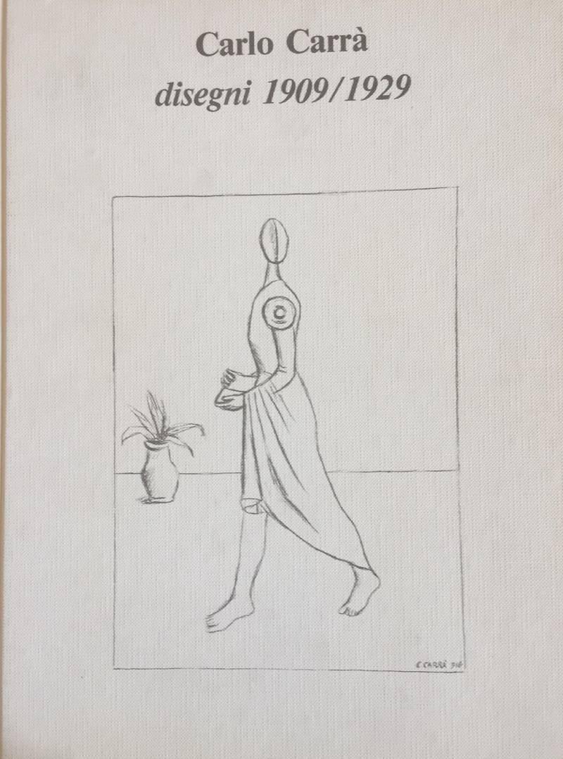 CARRA, CARLO-DISEGNI 1909/1929