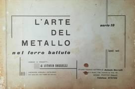 L' ARTE DEL METALLO NEL FERRO BATTUTO