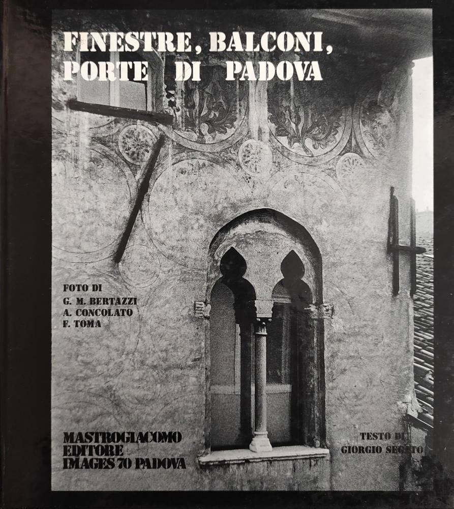 FINESTRE, BALCONI, PORTE DI PADOVA