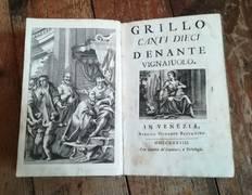 GRILLO CANTI DIECI D' ENANTE VIGNAJUOLO