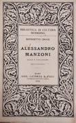 ALESSANDRO MANZONI. SAGGI E DISCUSSIONI