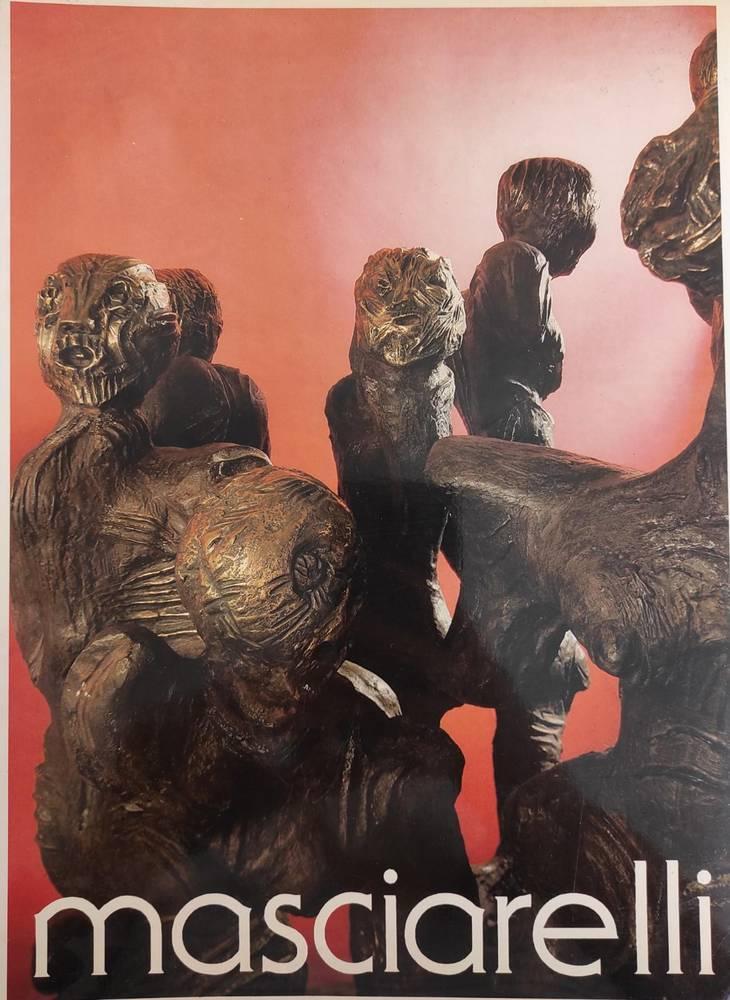 MASCIARELLI OPERE DAL 1968 AL 1985