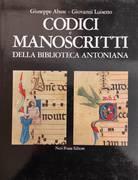 CODICI E MANOSCRITTI DELLA BIBLIOTECA ANTONIANA