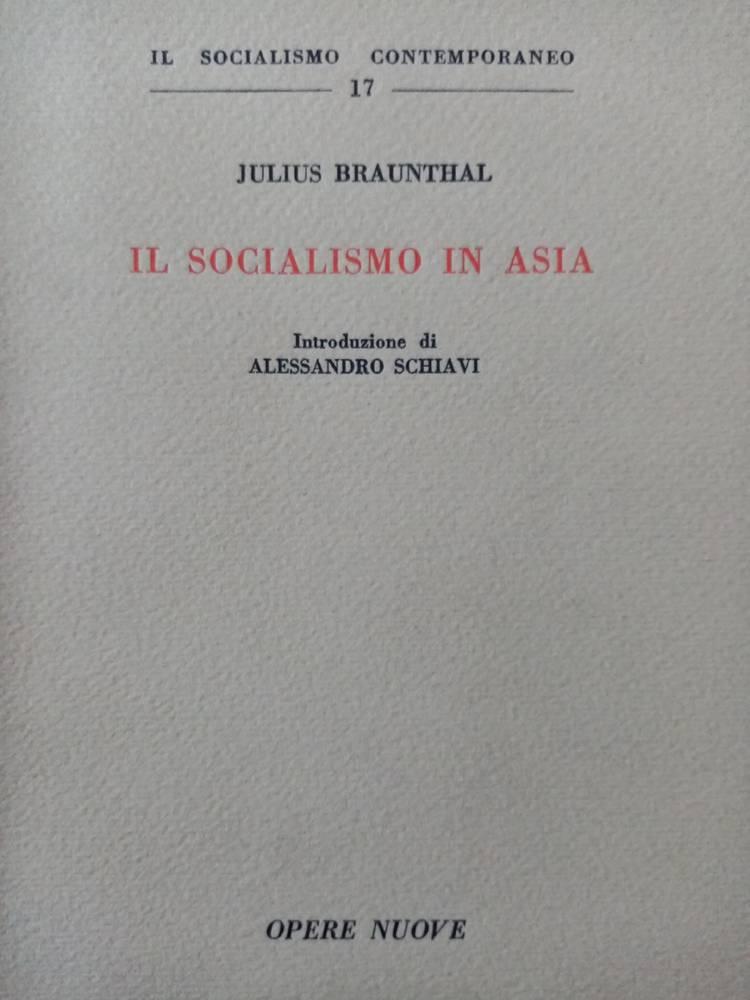 Il socialismo in Asia