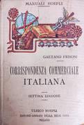 CORRISPONDENZA COMMERCIALE ITALIANA