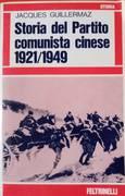Storia del partito comunista cinese : (1921-1949)