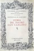 STORIA DEL TEATRO SAN CARLINO