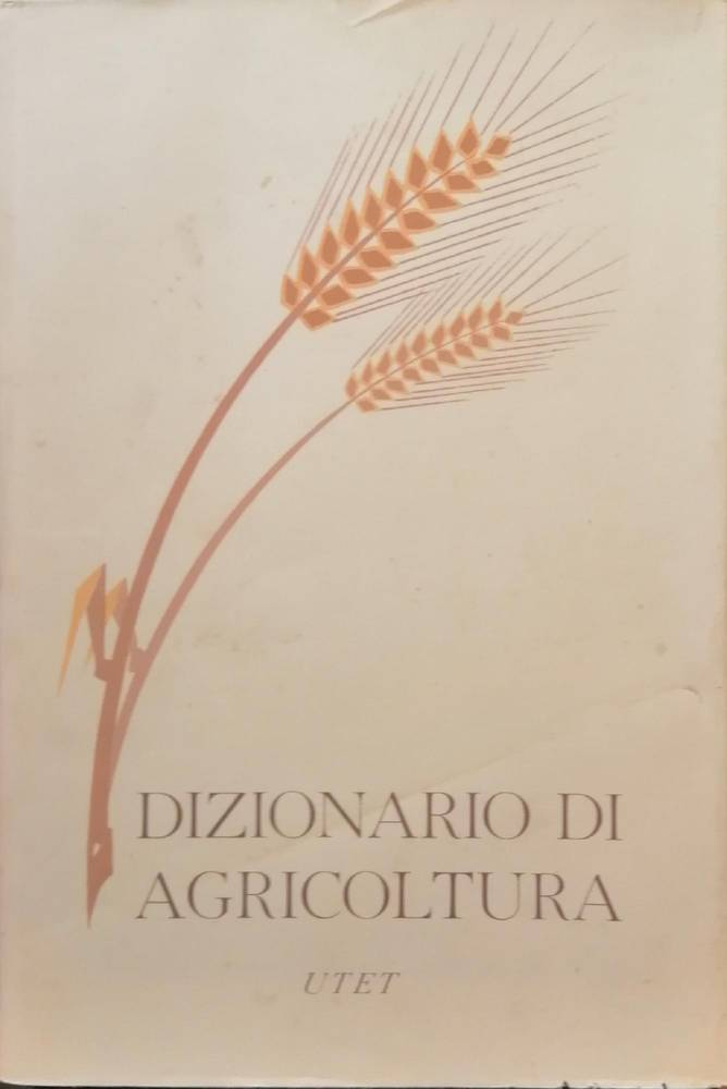 DIZIONARIO DI AGRICOLTURA