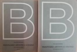 DIZIONARIO BIOGRAFICO DEGLI ARTISTI ATESINI VOLUME SECONDO