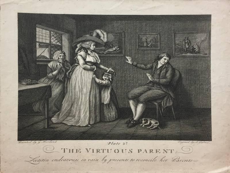 THE VIRTUOUS PARENT