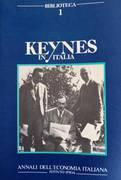 Keynes in Italia : atti del Convegno organizzato dalla Facoltà di economia e commercio dell'Università degli studi di Firenze : 4-5 giugno 198