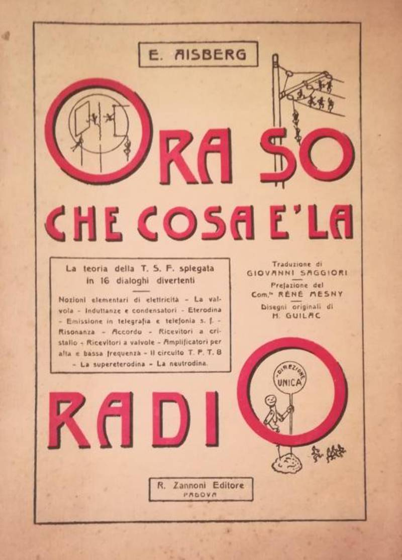 Ora so che cosa è la radio