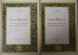 CODICI MINIATI. BIBLIOTECA CAPITOLARE DELLA CATTEDRALE DI PADOVA