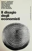IL DISAGIO DEGLI ECONOMISTI