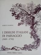 I disegni italiani di paesaggio dal 1600 al 1750