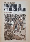 SOMMARIO DI STORIA COLONIALE