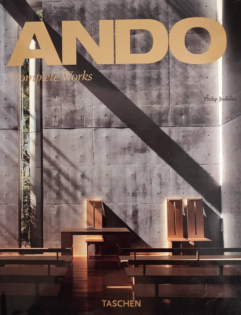 ANDO. COMPLETE WORKS