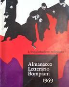 L' INQUIETUDINE RELIGIOSA ALMANACCO LETTERARIO 1969