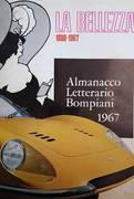 LA BELLEZZA ALMANACCO LETTERARIO 1967
