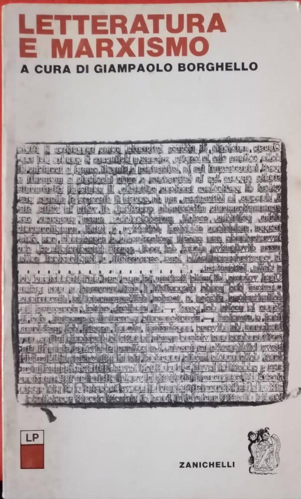 Letteratura e marxismo