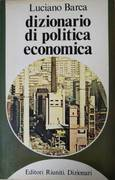 DIZIONARIO DI POLITICA ECONOMICA