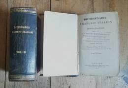 DICTIONNAIRE FRANCAIS-ITALIEN ET ITALIEN-FRANCAIS
