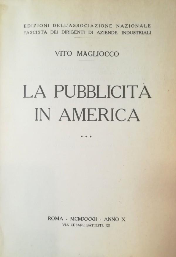 LA PUBBLICIT